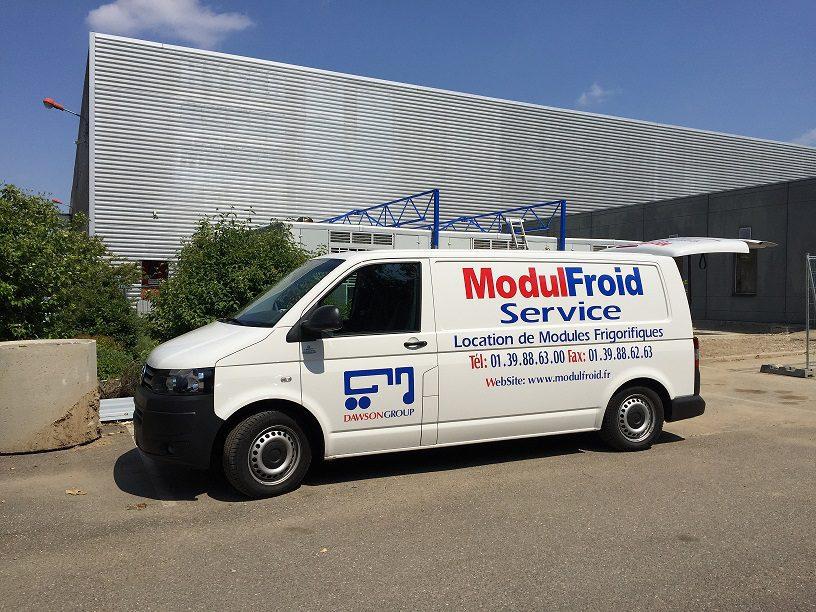 Les Services de Modulfroid